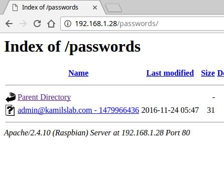 How to Phish Usernames and Passwords from a Rogue Access Point using