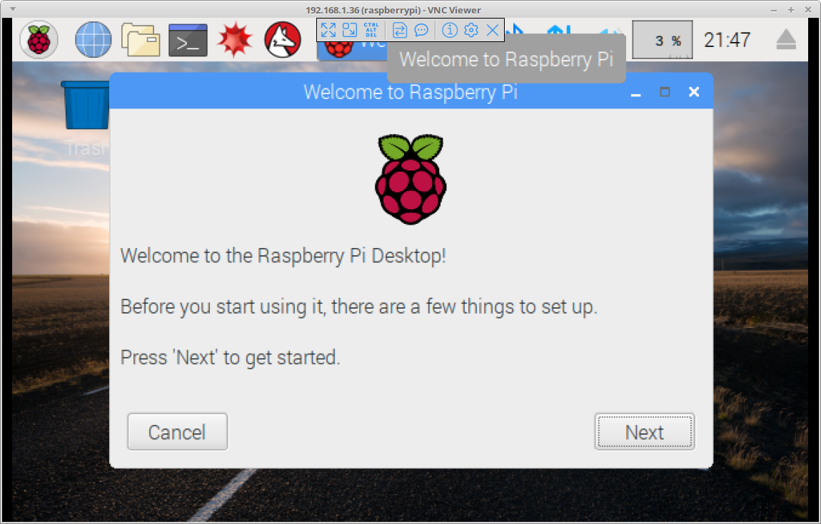 How to use VNC to Remote Desktop to the Raspberry Pi – Kamil's Lab