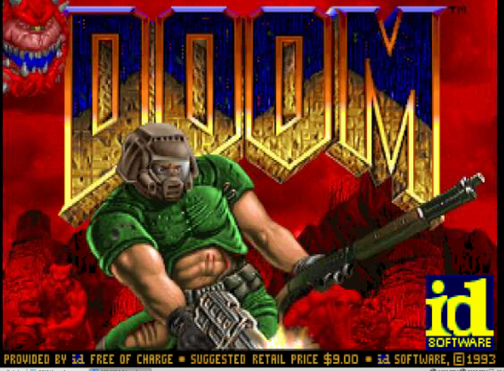 How to install Doom on the Raspberry Pi 3 – Kamil's Lab